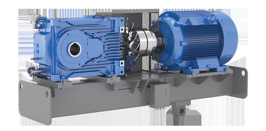 NORD Gear Corporation Industrial MAXXDRIVE XT unit