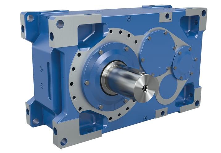 Industrial Parallel Shaft Gear Unit1