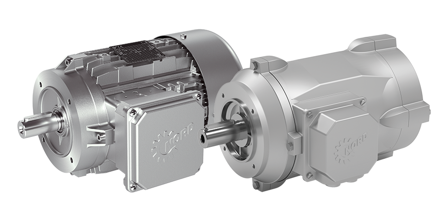 NORD Gear Corporation Motors for MODEX Trade Show